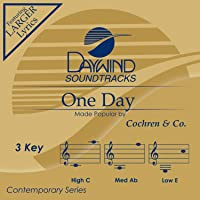 One Day AccompanimentPerformance Track Cochren Co Download MP3 Music File