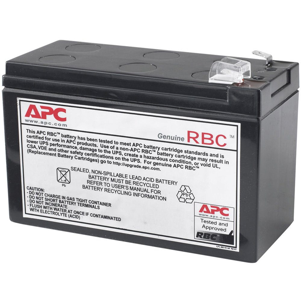 Ups Replacement Battery Rbc114 by APC