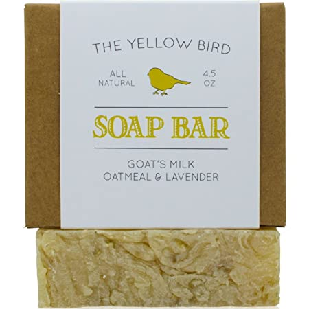 Review Lavender Goats Milk Soap