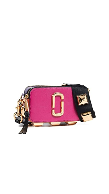 16c0d113a9fe Amazon.com  Marc Jacobs Women s Snapshot Studs Crossbody Bag ...