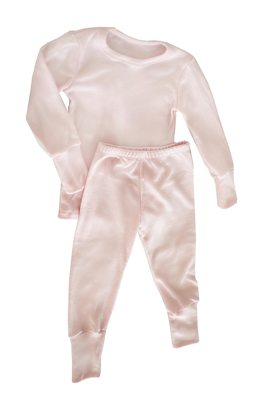 cfc3e4e80a Kid s Pyjamas Set Girl Boy Unisex Toddler Nightwear PJs Pajama 100% Merino  Wool 1 Year - 9 Year  Amazon.co.uk  Clothing