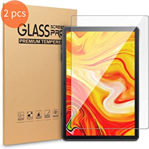 Vankyo Glass Screen Protector for Vankyo MatrixPad Z4, Z4 Pro 10 inch Tablet(2 Pack), Tempered Glass High Definition/ Scratch Resistant