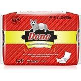 Pañales para mascotas para perros machos -DONO Nuevos pañales para perros desechables Abrigos para hombres