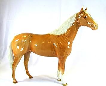 DONKEY In Grey JOHN BESWICK Ceramic Horses 2015