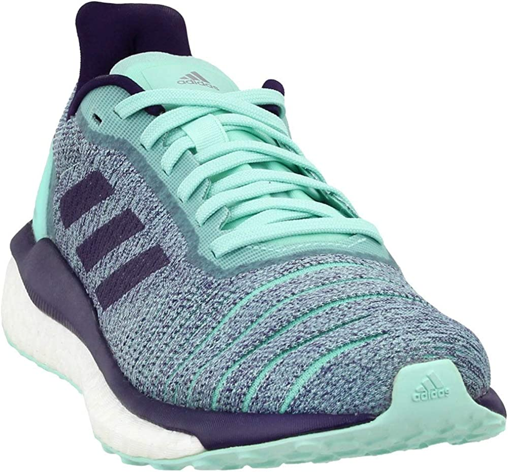 adidas Solar Drive - Zapatillas de Running para Mujer, Color Verde ...