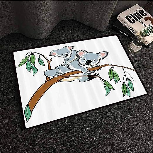 Animal Decor - Felpudo Lavable, diseño de Caballo Corriendo a ...