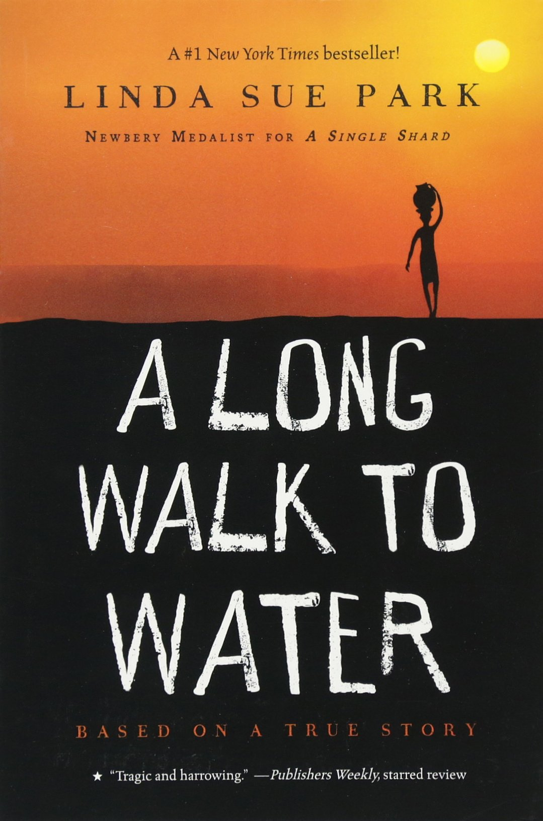 Image result for a long walk to water book