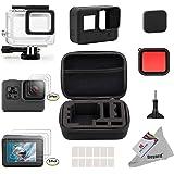 Deyard 25 in 1 GoPro Hero 5 Kit accessori con antiurto Small Case Bundle per GoPro Hero 5 Action Camera