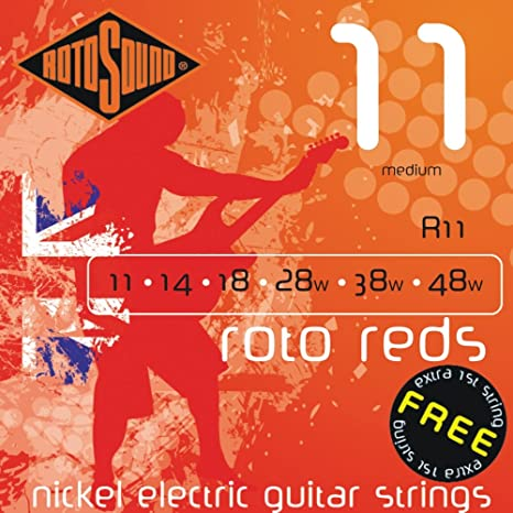 Rotosound Roto Electric Guitar Strings