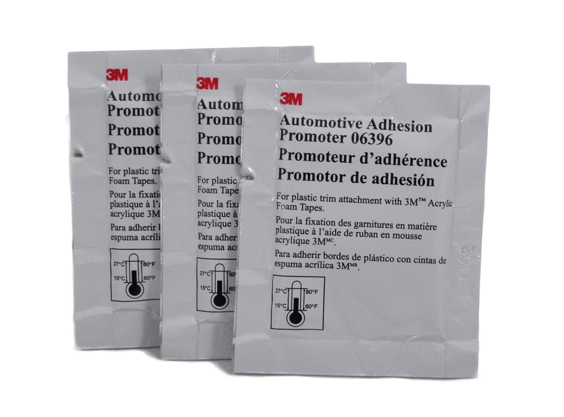 3M 6396 Adhesive Promoter 3 Packets