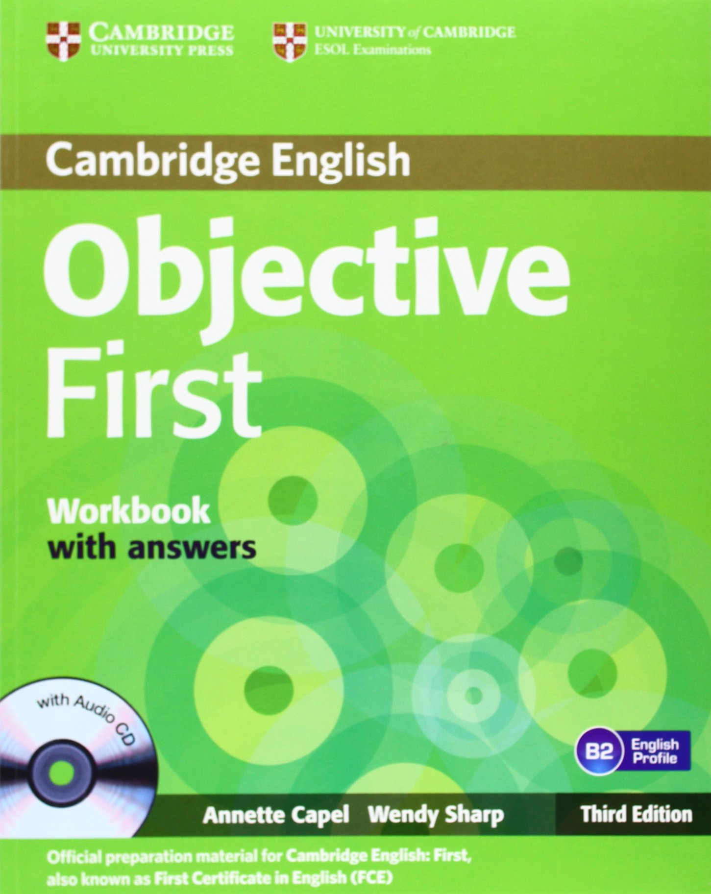 Objective First Certificate - Third Edition/Workbook with