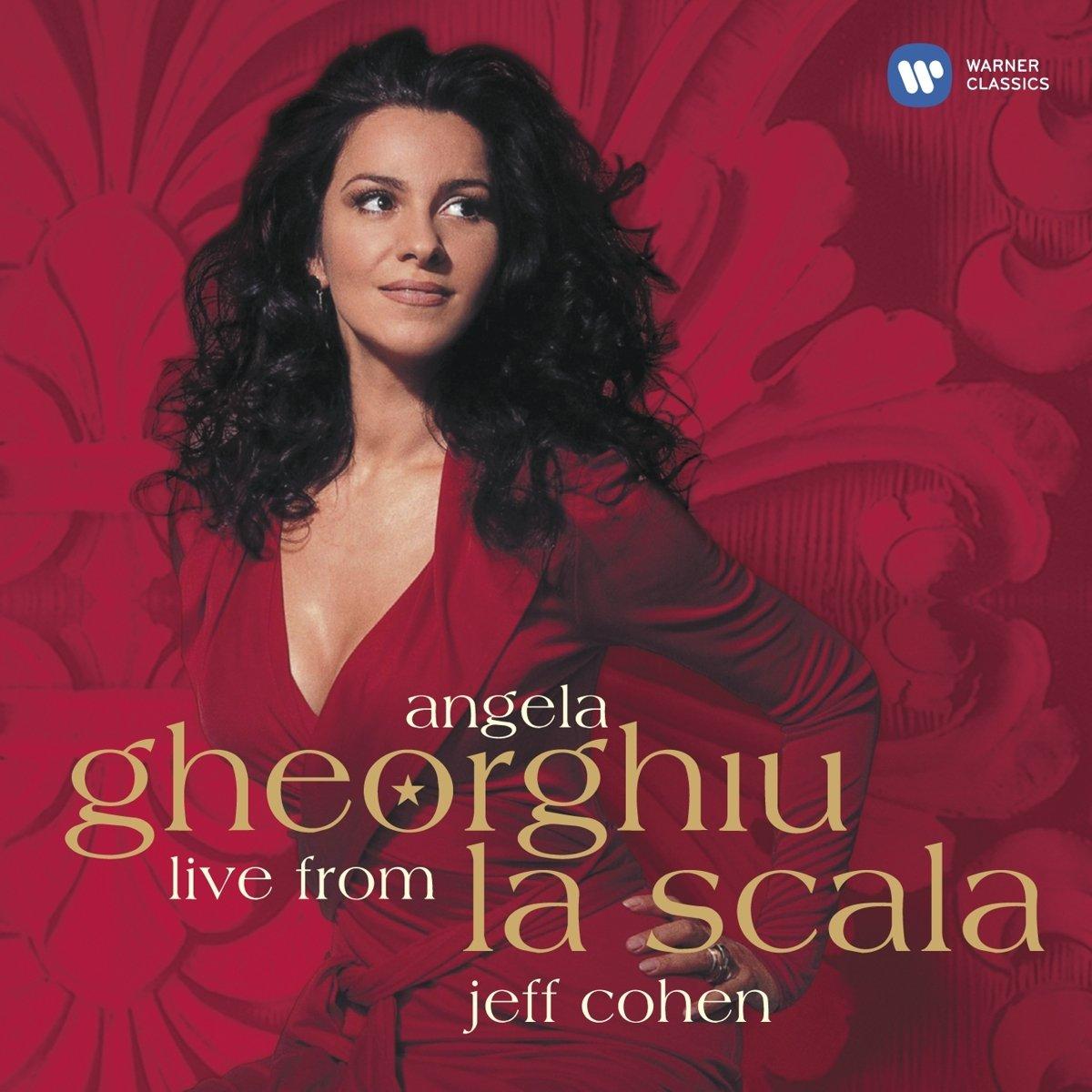 Angela Gheorghiu - Live from La Scala by Warner Classics