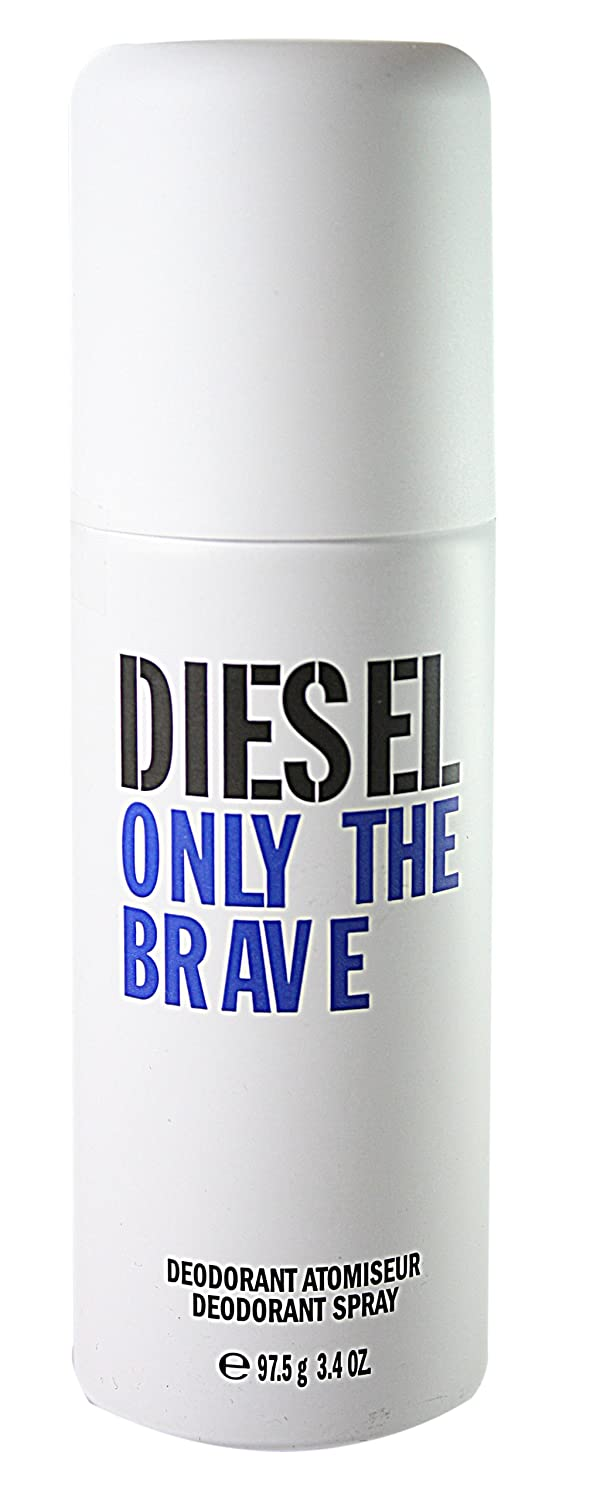 Diesel Only the Brave homme, men's deodorant spray 150 ml, 1 pack (1 x 150 ml) 2OY7101
