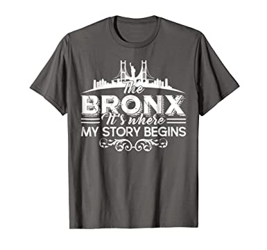 Amazon.com  Bronx Shirt - Bronx Tee Shirt  Clothing 018af953001
