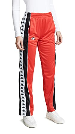 3fbf94fd0b Kappa Women's Banda Big Bay Snap Pants