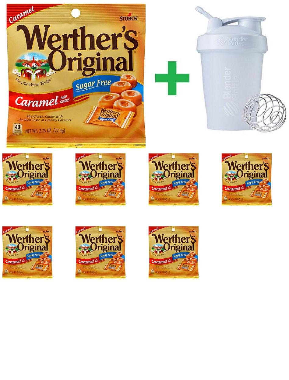 Amazon.com : Werthers Original Sugar Free Hard Candies ...