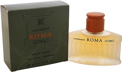 profumo roma 125 ml contrassegno