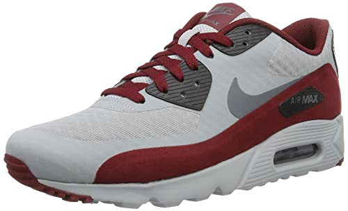official photos 5cff0 53360 Nike Men s AIR MAX 90 Ultra Essential Wolf Grey Running Shoes-10 UK India
