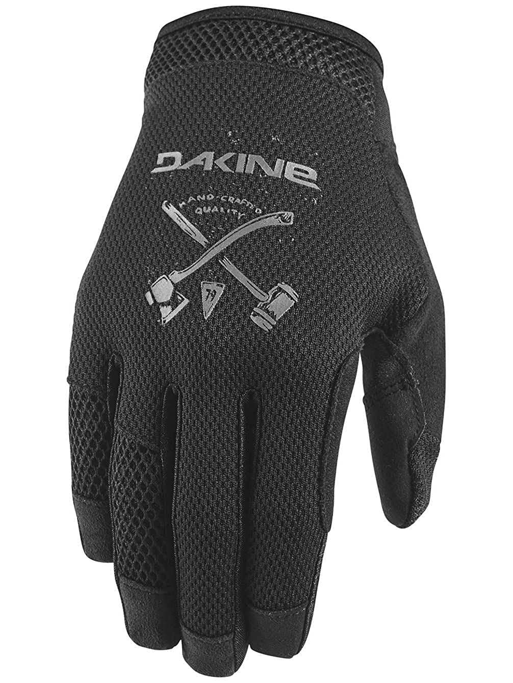 Description: Dakine Men's Covert Bike Gloves, Black, XS