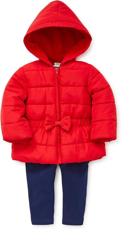 Little Me Girls Toddler Jacket Set
