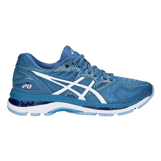 ASICS Damen Gel Nimbus 20 Laufschuhe: : Schuhe