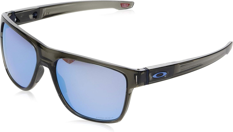 Oakley Men's OO9360 Crossrange XL Shield Sunglasses