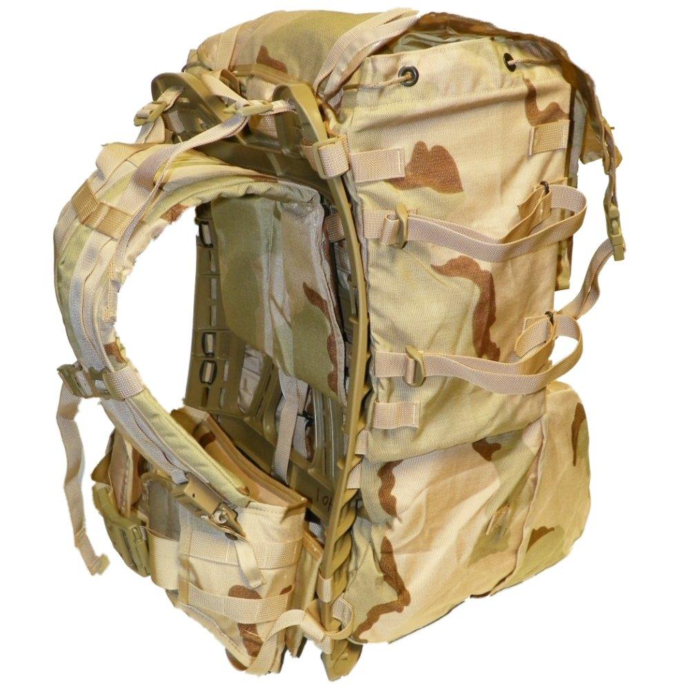 MOLLE II Standard Pack, desert camo, echte US Military Issue: Amazon ...