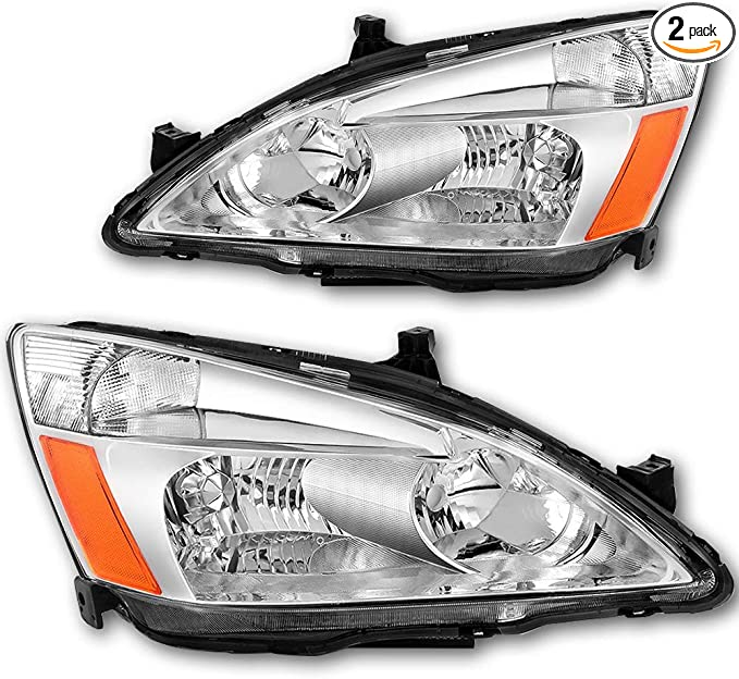 OE Replacement HONDA ACCORD/_COUPE Headlight Partslink Number HO2502120