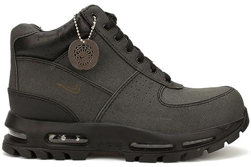 official photos 3662b a2690 Nike Mens Air Max Goadome TT Tech Tuff 2013 ACG Winter Boots Black Black  616174