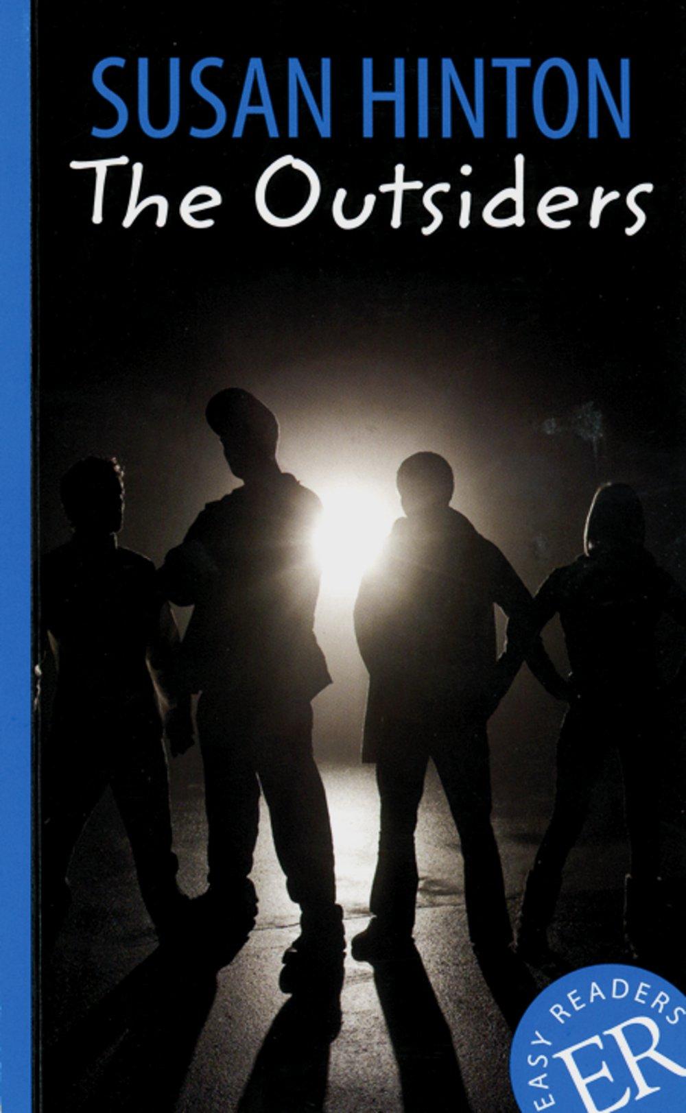 The Outsiders Se Hinton 9783125354227 Amazon Books