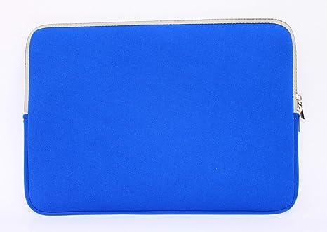 Maletín para Ordenador portátil, Color Liso, Resistente al Agua, para Ordenador portátil,