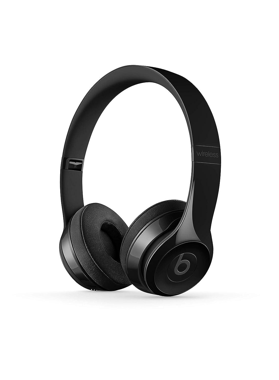 Beats Solo3 Wireless On-Ear Headphones – Gloss Black