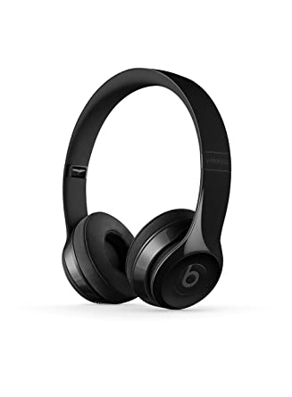 0c5af875785 Beats Solo3 Wireless On-Ear Headphones - Gloss Black: Amazon.co.uk