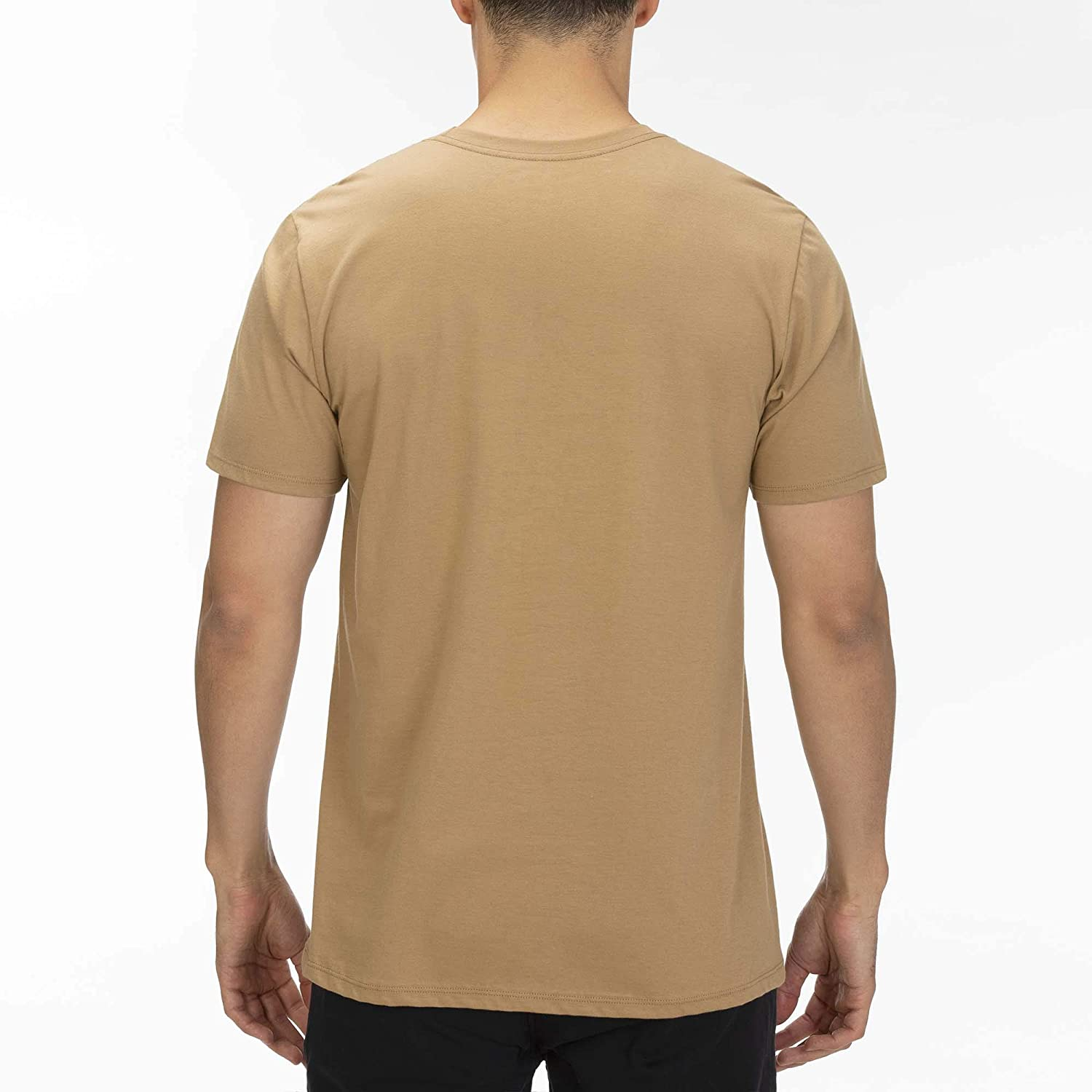 Hurley M One/&Only Solid tee Camiseta Hombre