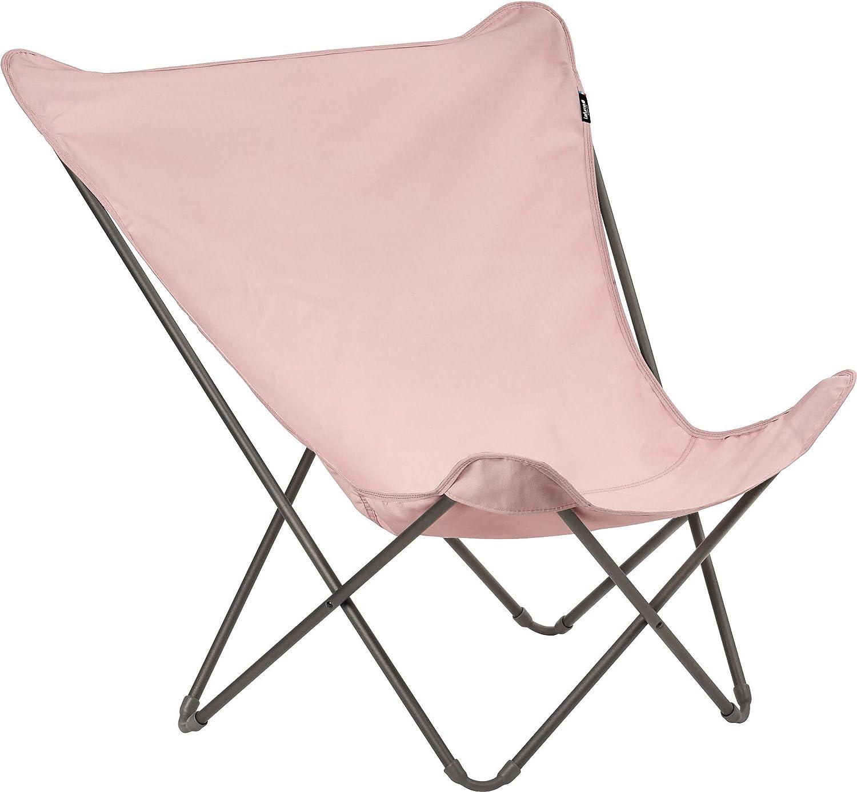 Lafuma Mobilier Pop Up XL Klappstuhl Airlon + Uni Rose Tulip 2019 Campingstuhl