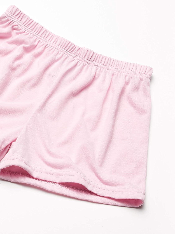 Disney Girls Multi Princess 3-Piece Pajama Set