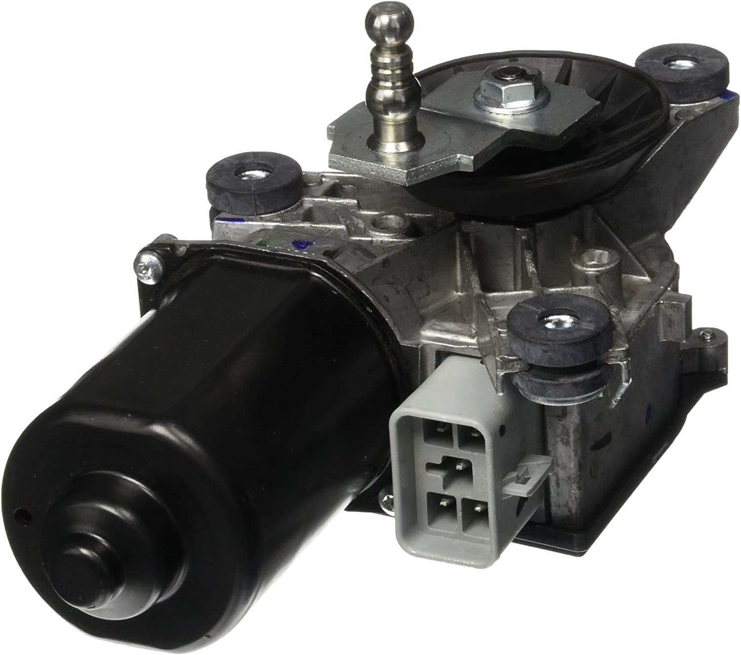 Front Windshield Wiper Motor w//Delay Replacement for 88-02 GM C//K Classic Pickup Truck SUV 15036007 12463090