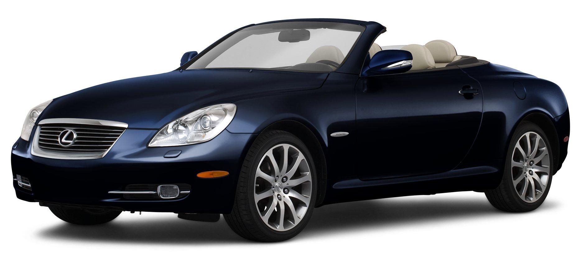 Amazon.com: 2009 Lexus SC430 Reviews, Images, and Specs: Vehicles