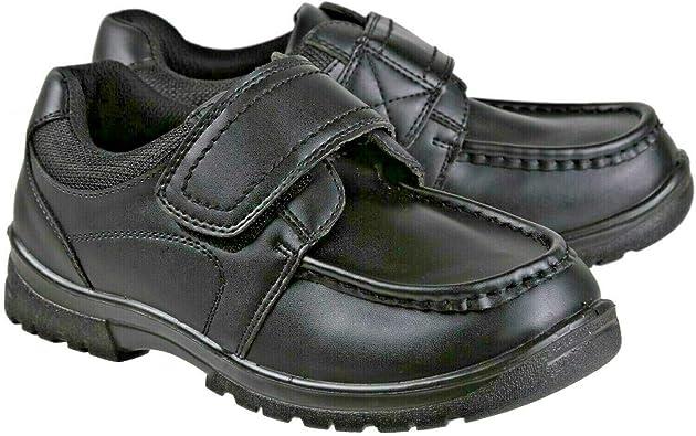 Listers Schoolwear Boys Black/Navy