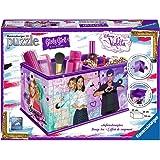 Ravensburger 12091 - Disney: Box - Violetta - puzzle box per bambini 216 pezzi