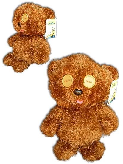 b518df2d12 Amazon.com: Tim Bob Minion Teddy Bear 12'' Plush: Toys & Games