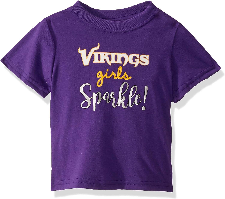 NFL Girls Short Sleeve T-Shirt