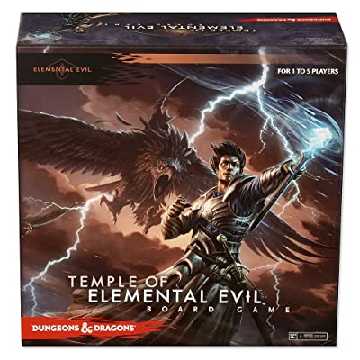Dungeons & Dragons: Temple of Elemental Evil: Game: Toys & Games [5Bkhe0500537]