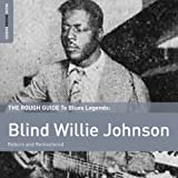 The Rough Guide To Blues Legends: Blind Willie Johnson 2CD