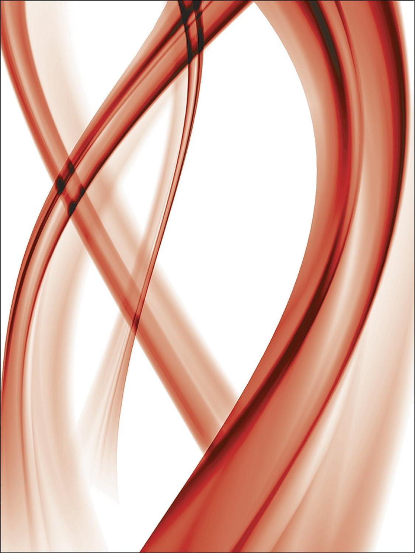Artland Qualitätsbilder I Glasbilder Deko Glas Bilder 150 x 50 50 50 cm mehrteilig Abstrakte Motive Digitale Kunst Rot A6MN Abstrakte Komposition (rot) 1f94d0