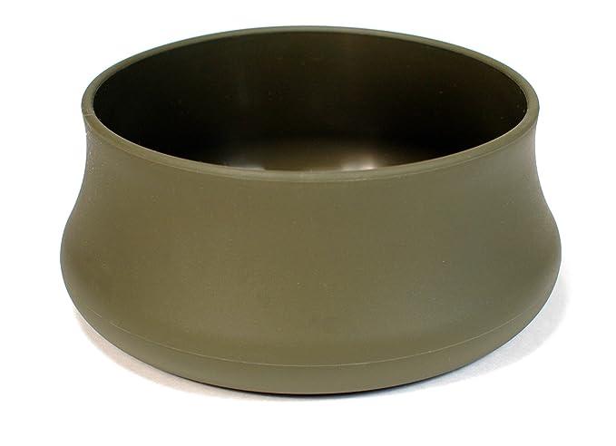Amazon.com: Guyot diseños de silicona Pet Bowl: Sports ...