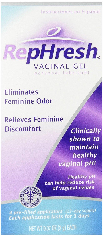 RepHresh Vaginal Gel,, 0.07 oz., 16 Prefilled Applicators (prm2sk1)