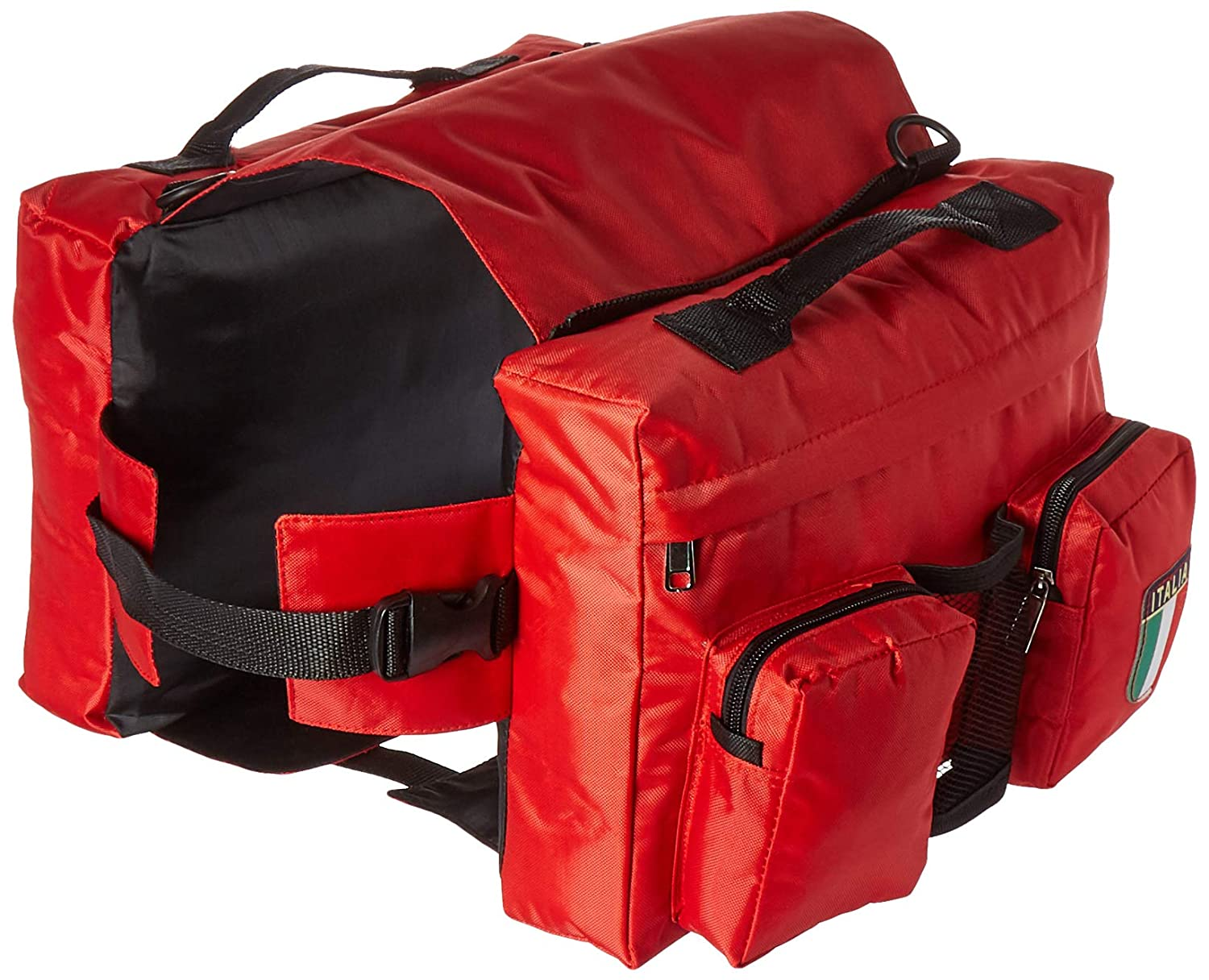 Waterproof Travel Camping Hiking Dog Back Pack Bag for Large Dogs