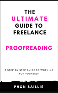 Proofreading secrets of best selling authors writing with the ultimate guide to freelance proofreading a step by step guide to working fandeluxe Gallery