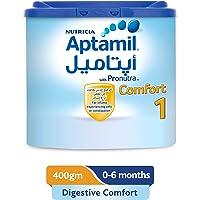 Aptamil Comfort 1 Infant Formula Milk, 400g